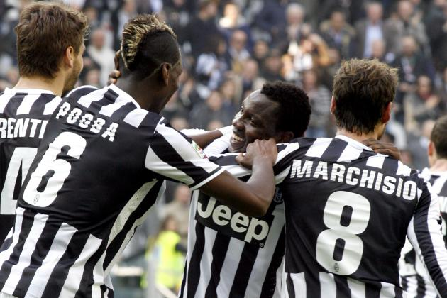 Does Antonio Conte Need to Rethink Formation for Juventus to Progress?