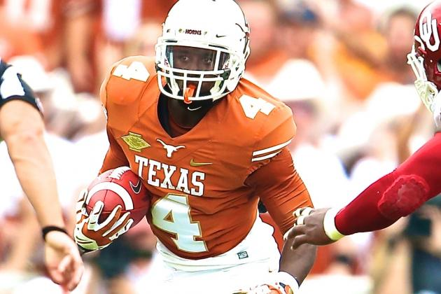 Texas Football: Toughest Challenges Charlie Strong, Longhorns Face This Spring