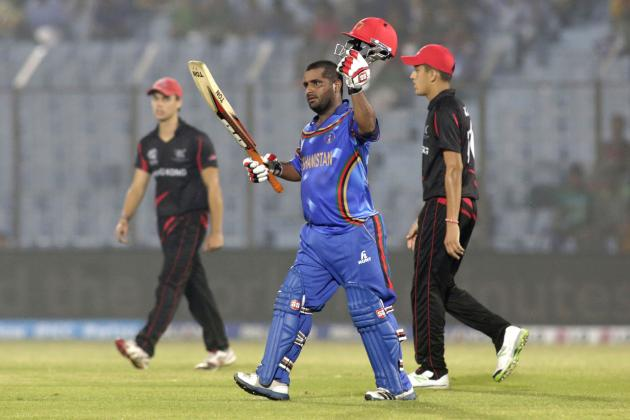 Afghanistan vs. Hong Kong: Standout Stars from World T20 Clash