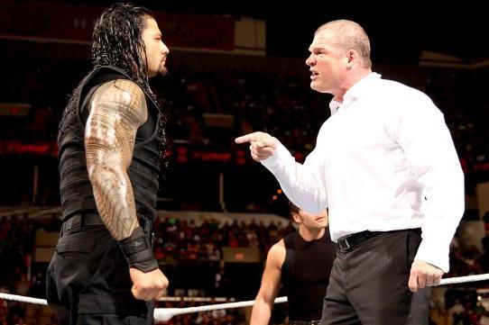 3 Ways Kane vs. the Shield Could Play out on Road to WrestleMania