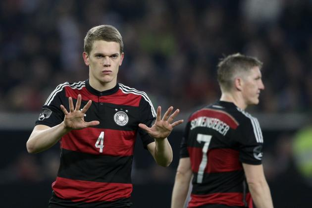 Arsenal Transfer News: Gunners Wise to Chase Matthias Ginter