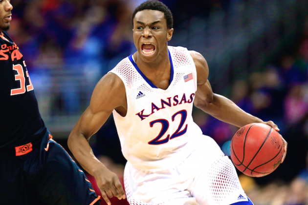 Can Andrew Wiggins Be the Story of the 2014 NCAA Tournament?