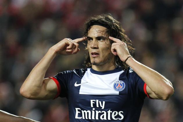 Manchester United Transfer News: Potential Edinson Cavani Deal Lacking in Value