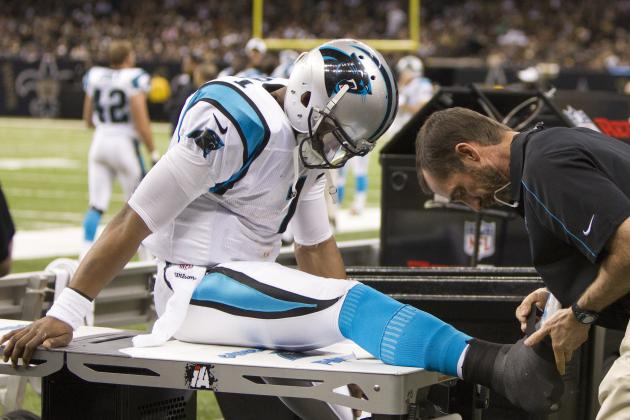 Panthers' Cam Newton to undergo ankle surgery