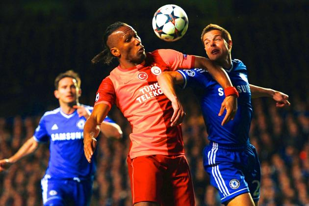 Chelsea vs. Galatasaray: Champions League Live Score, Highlights, Report