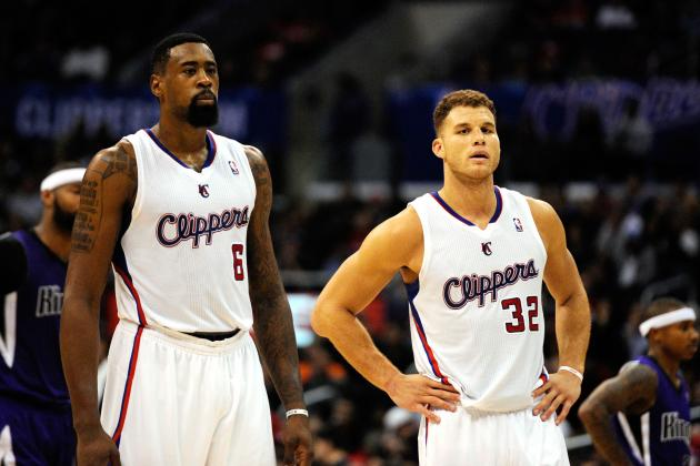 DeAndre Jordan's Development Almost as Impressive as Blake Griffin's