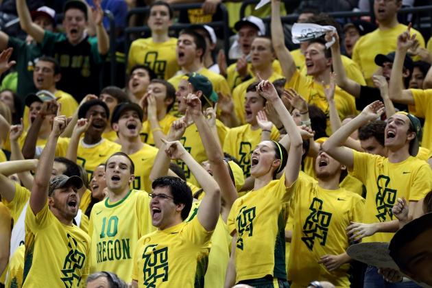 BYU vs. Oregon Betting Line, West Region Pick, Analysis