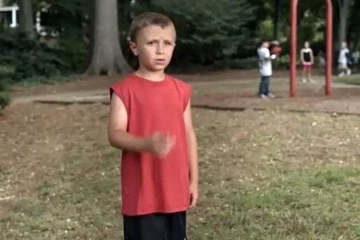 Play 60 Kid Offers Perfect Response to News of Cam Newton's Surgery