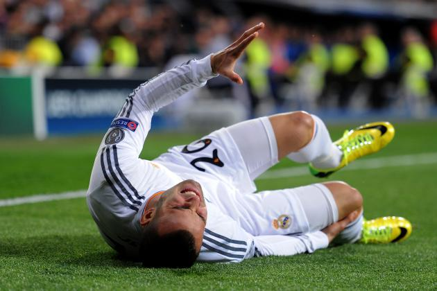 Jese Rodriguez Injury: Updates on Real Madrid Forward's Knee and Return