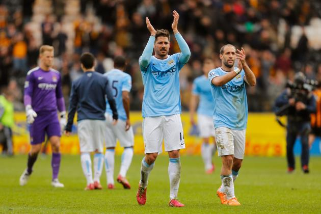 Why Javi Garcia Can Make Positive Impact on Man City's Premier League Hopes