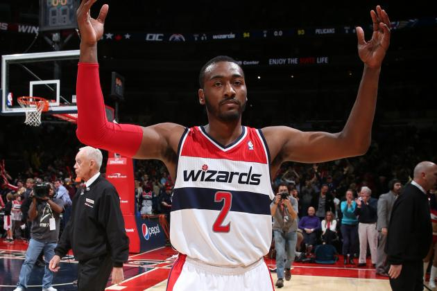 What's Behind John Wall's Evolution into Full-Blown NBA Superstar?