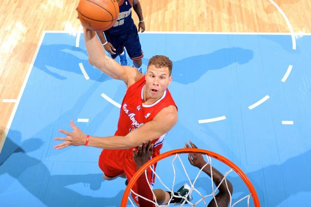 Should Blake Griffin Be in the 2014 NBA MVP Conversation?