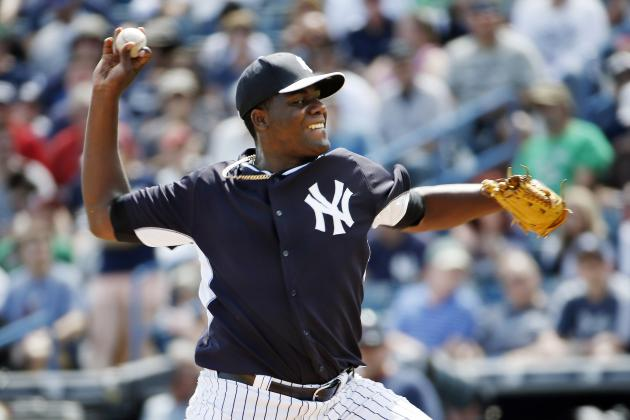 Five Alive for Michael Pineda