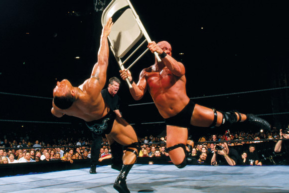 WWE Classic of the Week: Steve Austin vs. the Rock, WrestleMania X-Seven