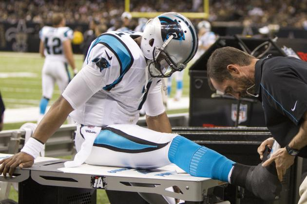Panthers QB Cam Newton Having Ankle Surgery, with 4-Month Recovery Time