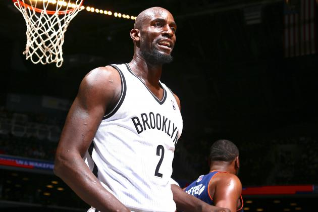 How Far Can Brooklyn Nets Go with a Compromised Kevin Garnett?