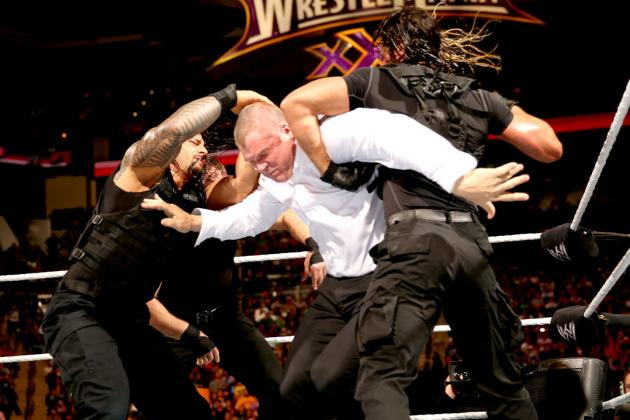 The Shield Attacking Kane Has Too Many Shades of Gray for WWE