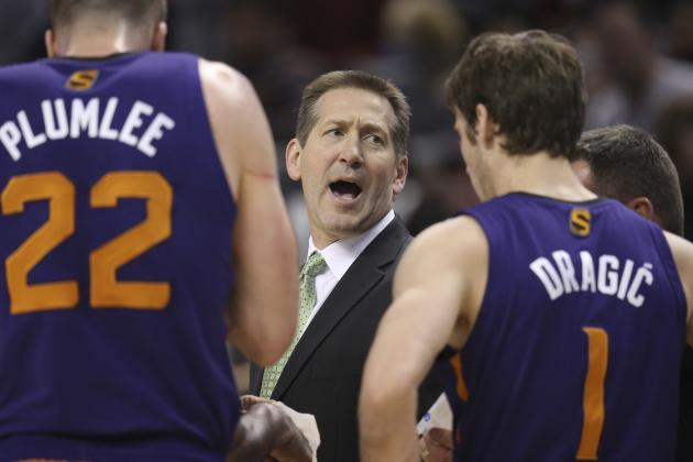 Will Phoenix Suns Fall out of Tight 2014 Western Conference Playoff Race?