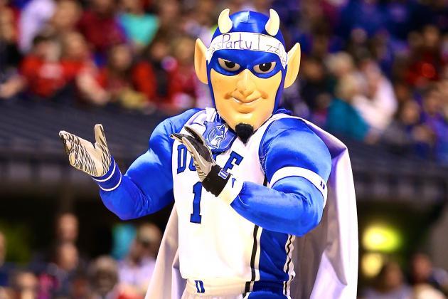 Mascot vs. Mascot: Who Would Win Each 2014 NCAA Tournament Matchup?