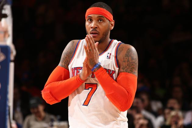 An Early Look at the NY Knicks' 2014 NBA Free-Agency Plans