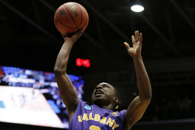 Albany vs. Mt. Saint Mary's: Live Score, Reaction for NCAA Play-in Game 2014