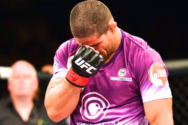 WSOF Has a 'Backup' for Steve Carl If Palhares Drug Test Comes Back Dirty