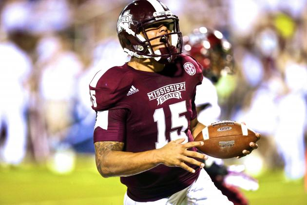 Mississippi State's Dak Prescott Is SEC's Most Underrated QB