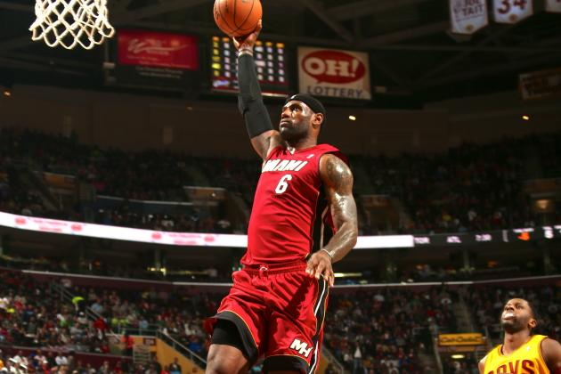 Miami Heat vs. Cleveland Cavaliers: Live Score and Analysis
