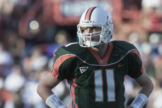 Miami Football: Power Ranking the Top 10 QBs in Hurricanes History