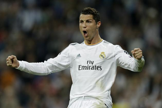 How Much Is Real Madrid Forward Cristiano Ronaldo Worth Based on Form in 2014?