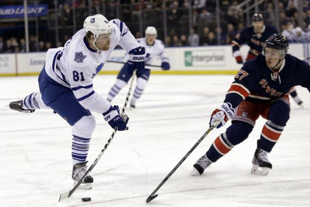 Is Toronto Maple Leafs' Phil Kessel a Hart Trophy Candidate in 2013-14?