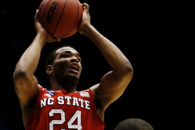Warren Sets NC State Mark with 30th Game of 20+ Pts