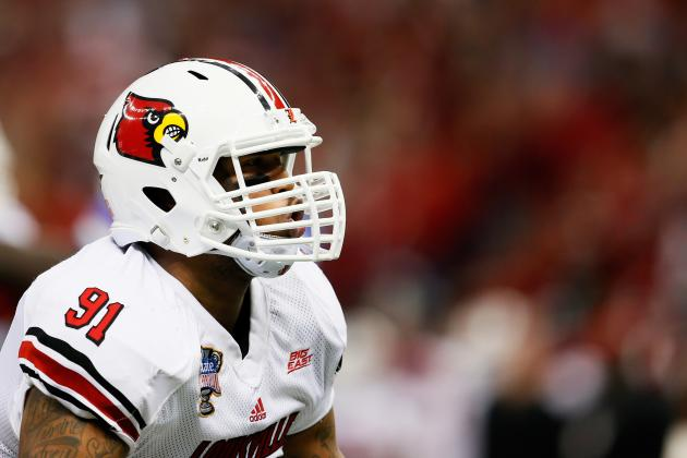 2014 Atlanta Falcons Potential Draft Pick Profile: DE/OLB Marcus Smith