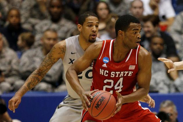 Warren Breaks NC State Single-Season Pts Mark