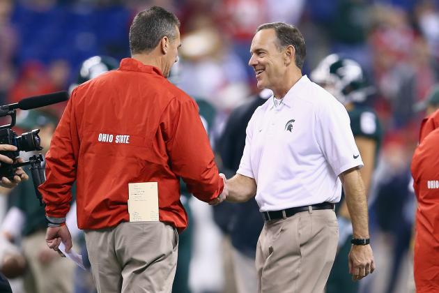 Ohio State Football: Ranking the Hardest Games of the 2014 Schedule