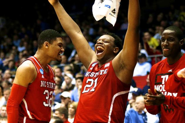NC State vs. Xavier: Score, Twitter Reaction and More from March Madness 2014