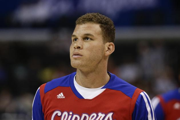 What's with Blake Griffin and the Endless NBA Fights?
