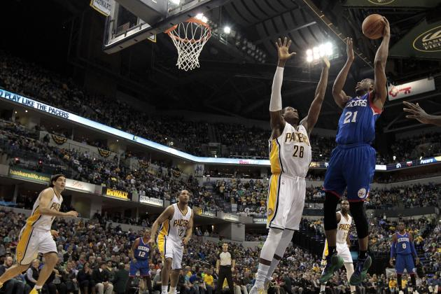 Philadelphia 76ers Officially Eliminated from Playoff Contention