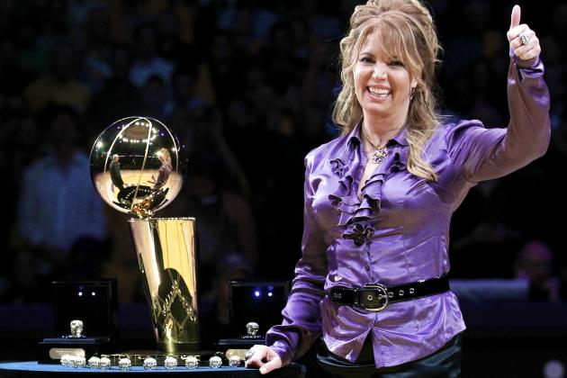 Jeanie Buss on Lakers' Front Office Accountability: