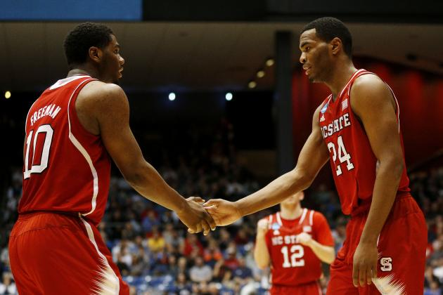 Warren Leads N.C. State Past Xavier in NCAA Tournament Play-in Game