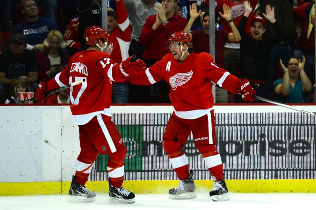 Why Missing the Playoffs Will Benefit the Detroit Red Wings