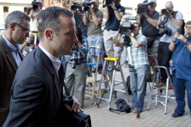 Oscar Pistorius Trial: Latest Updates, Comments, Details on Reeva Steenkamp Case
