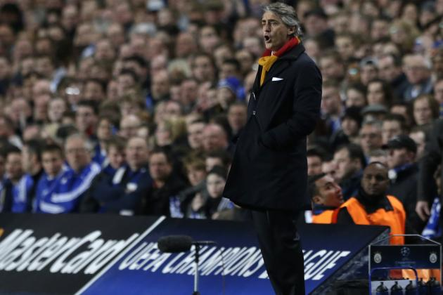 Roberto Mancini Aims Final Dig at Jose Mourinho by Tipping Chelsea Failure