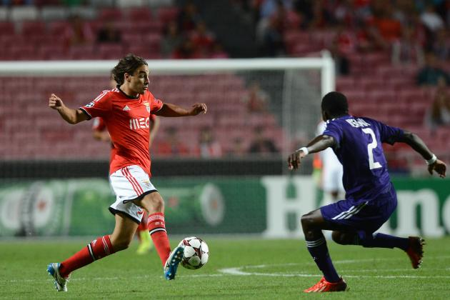 Could Tottenham Hotspur Sign Benfica's Chelsea Fan Lazar Markovic?