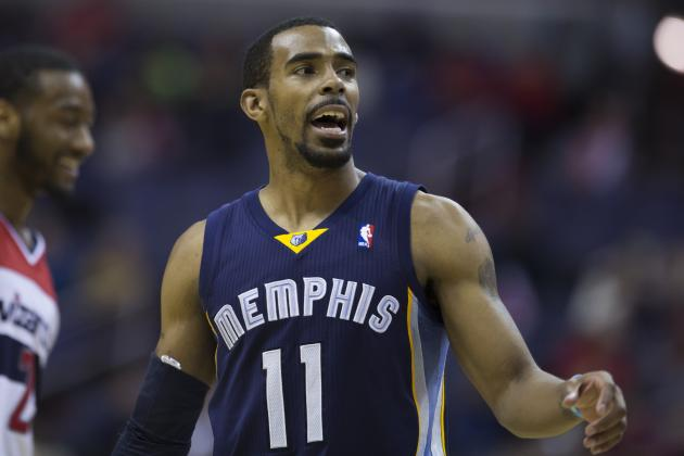 Why Mike Conley Is Critical to Memphis Grizzlies Success