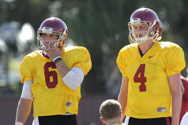 USC Football: Steve Sarkisian Will Run More Efficient QB Battle Than Lane Kiffin