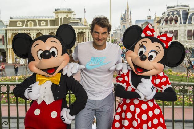 Roger Federer Fought His Way Through a Funk and Is Having Fun Again