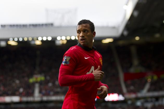 David Moyes Tipped to Gamble Future on Nani as Manchester United Host Olympiakos