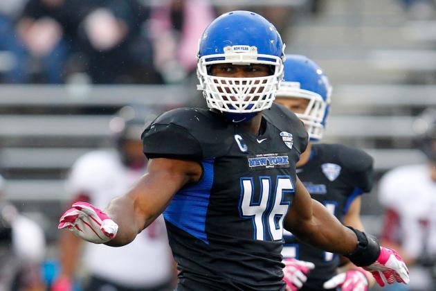 2014 NFL Draft: Anthony Barr vs. Khalil Mack