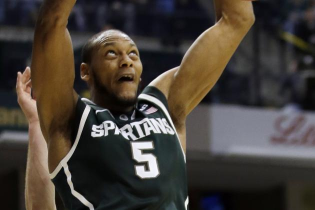 Projecting Adreian Payne's Final Stat Line, Blueprint for Success vs. Delaware